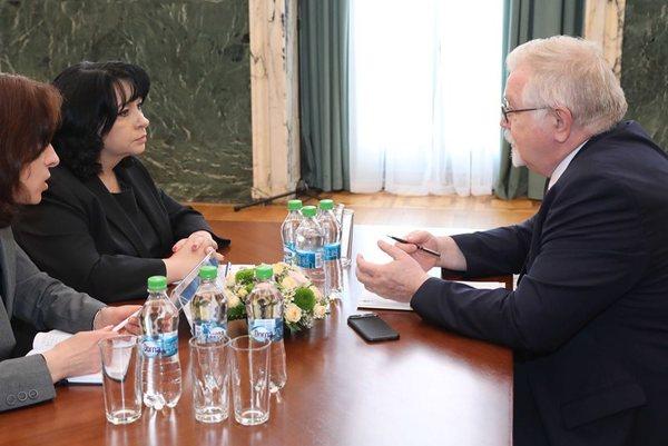 Министър Петкова обсъди с румънския си колега развитието на енергийните проекти между двете държави
