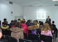 130 ученици се включиха в Деня на отворените врати на <strong>Електроразпределение</strong> Юг
