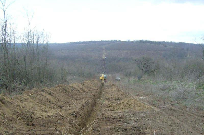 Булгартрансгаз стартира процедура за строеж на преносен газопровод до Свищов