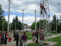 Клиентският съвет към <strong>EVN</strong> <strong>България</strong> посети тренировъчния полигон на компанията