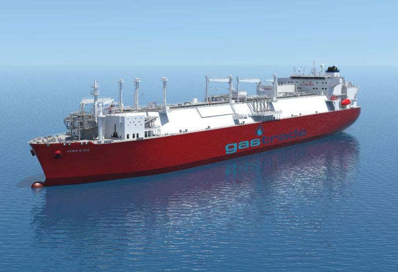 Стартира втора фаза на пазарния тест за LNG терминала край Александруполис