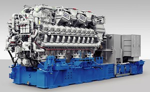 Дизелови генератори за аварийно захранване на АЕЦ от MTU