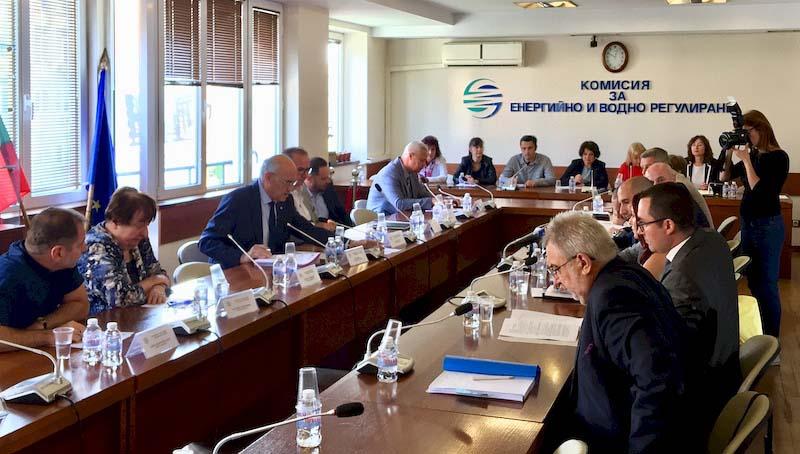Проведе се обществено обсъждане на десетгодишния план за развитие на мрежите на Булгартрансгаз