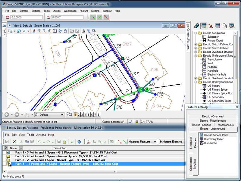 Давид Холдинг представи <strong>Bentley</strong> OpenUtilities за проектиране и управление на инфраструктурни мрежи за   доставка на комунални услуги