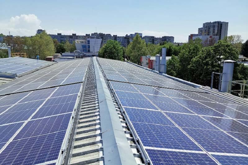 Енерго-Про изгради фотоволтаична централа в Русе
