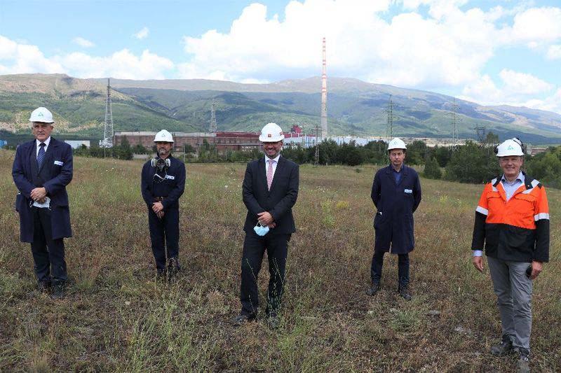 Аурубис България и <strong>ЧЕЗ</strong> изграждат фотоволтаична централа