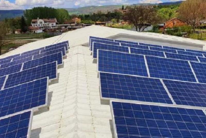 <strong>Енерго</strong>-<strong>Про</strong> изгради покривна фотоволтаична централа в Севлиево