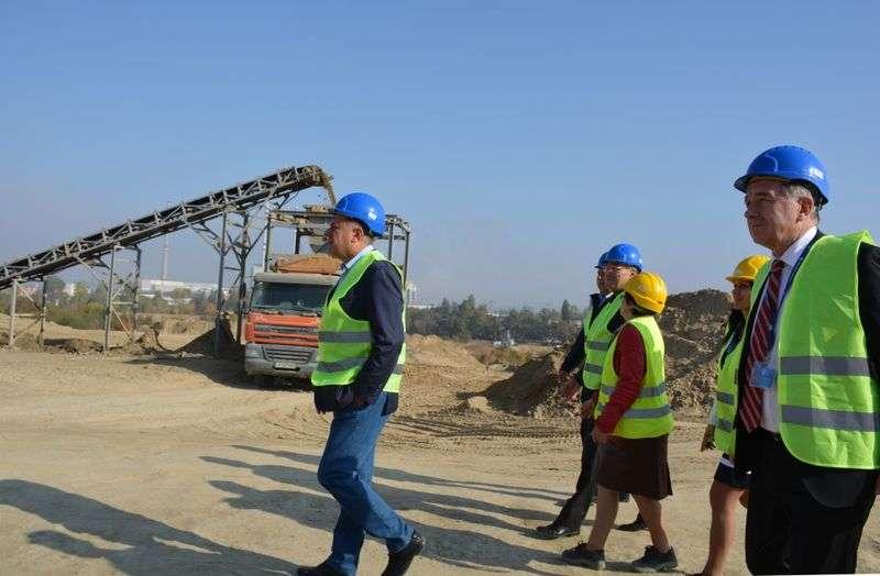 Ръководството на АЯР се запозна с хода на строителството на НХ <strong>РАО</strong>