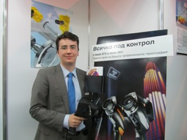 Благодарение на сътрудничеството си с Глобал-Тест предлагаме оптимални услуги на българските си клиенти